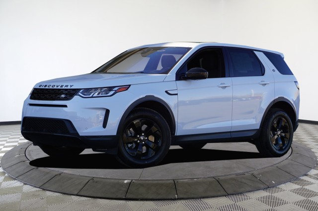 Used 2020 Land Rover Discovery Sport