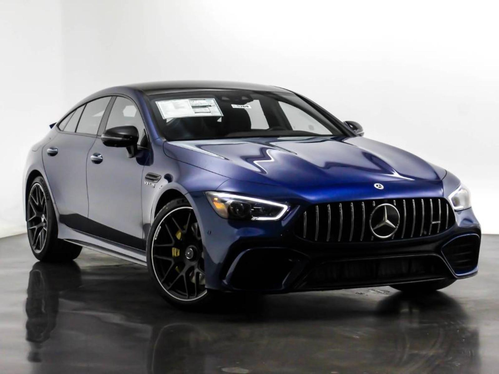 New 2020 Mercedes-Benz AMG® GT AMG® GT 63 S Hatchback in # ...