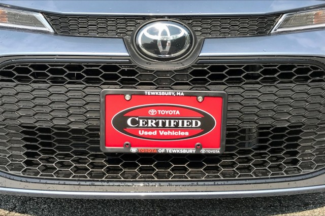 Certified Pre-Owned 2021 Toyota Corolla LE**TOYOTA CERTIFIED**