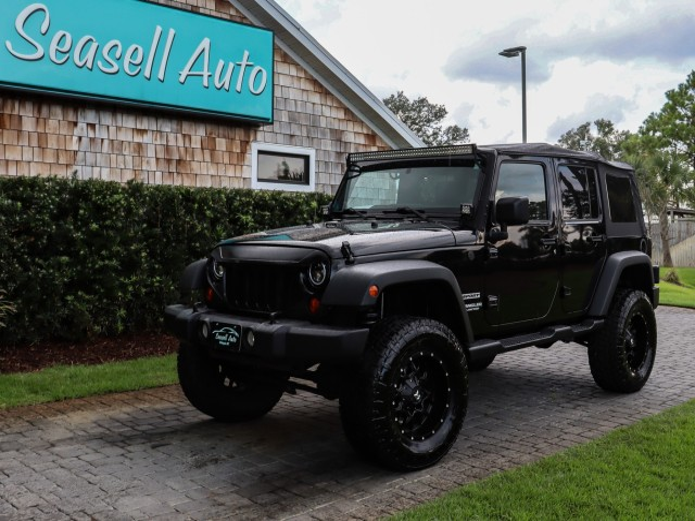 2012 Jeep Wrangler Unlimited Sport in Wilmington, North Carolina