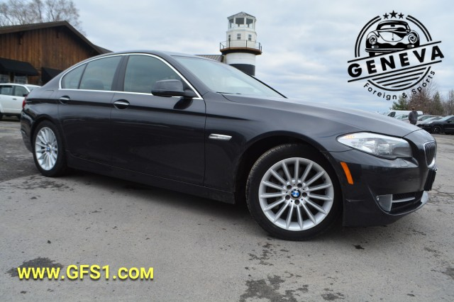 Used 2013 BMW 5 Series 535i xDrive Sedan for sale in Geneva NY