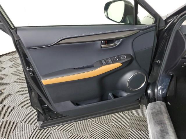 New 2021 Lexus NX 300h AWD