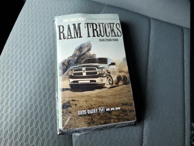 Pre-Owned 2015 Ram 1500 Tradesman