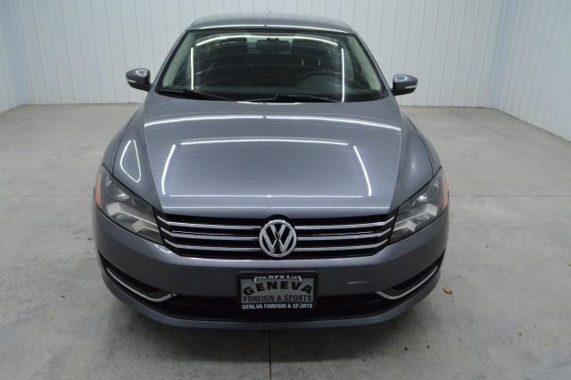 Used 2014 Volkswagen Passat Wolfsburg Ed Sedan for sale in Geneva NY