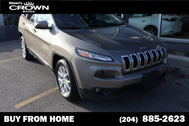Pre-Owned 2016 Jeep Cherokee North **Local Vehicle**