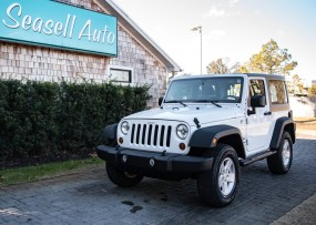 2012 Jeep Wrangler Sport in Wilmington, North Carolina