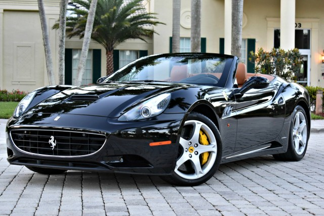 2010 Ferrari California  in West Palm Beach, Florida