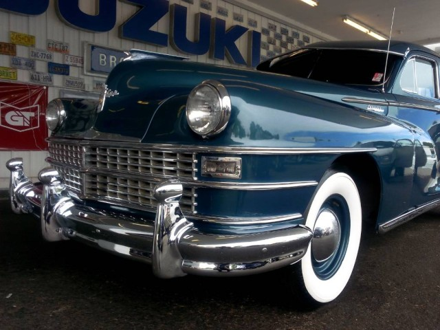 Pre-Owned 1947 Chrysler NEW YORKER