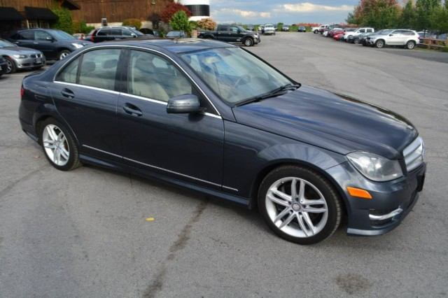 Used 2013 Mercedes-Benz C-Class C 300 Luxury Sedan for sale in Geneva NY