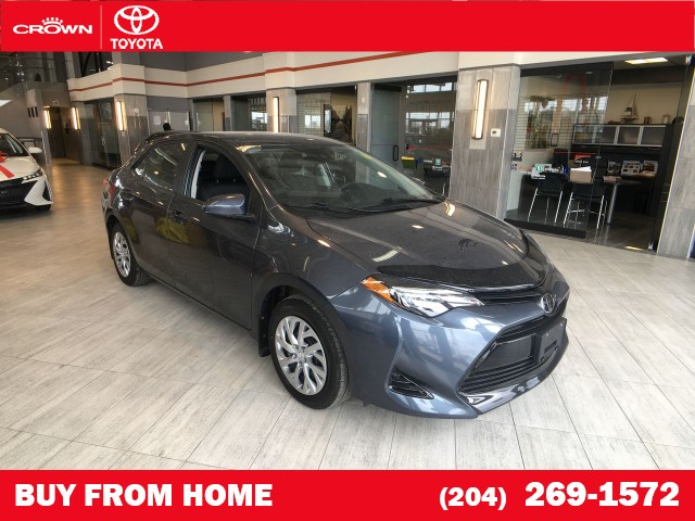 Certified Pre-Owned 2019 Toyota Corolla | Local Trade | One Owner | LE CVT