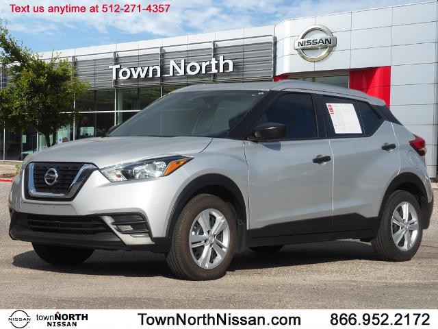 Used 2019 Nissan Kicks