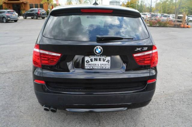 Used 2013 BMW X3 xDrive28i SUV for sale in Geneva NY