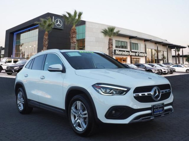 Pre-Owned 2021 Mercedes-Benz GLA GLA 250