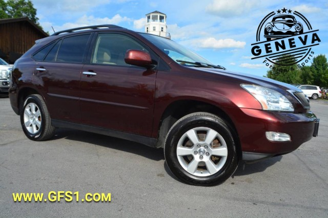 Used 2009 Lexus RX 350  SUV for sale in Geneva NY