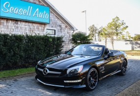 2013 Mercedes-Benz SL-Class SL 63 AMG in Wilmington, North Carolina