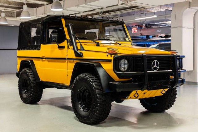 1990 Mercedes-Benz WOLF GD 250 For Sale