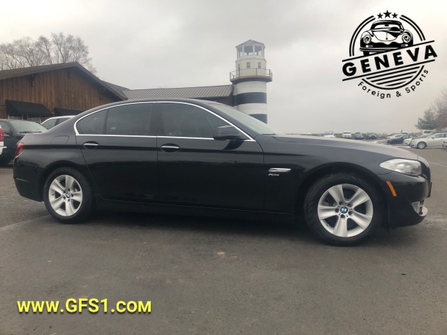 Used 2012 BMW 5 Series 528i xDrive Sedan for sale in Geneva NY