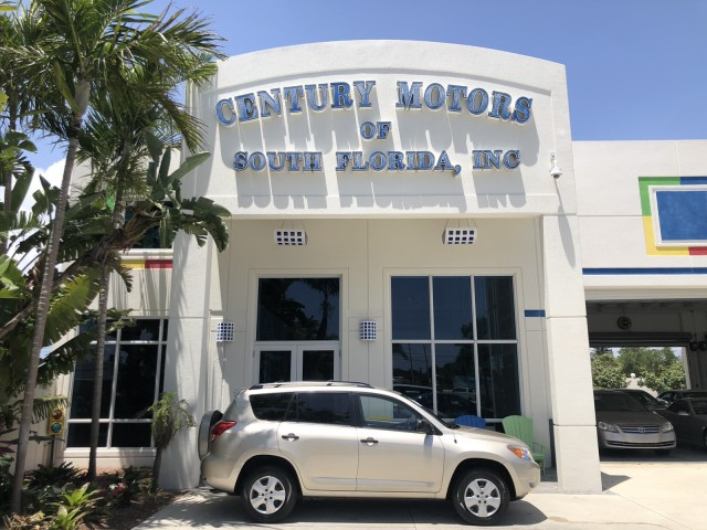 2008 Toyota RAV4 MINT LOW MILES 12,770 ACTUAL in pompano beach, Florida