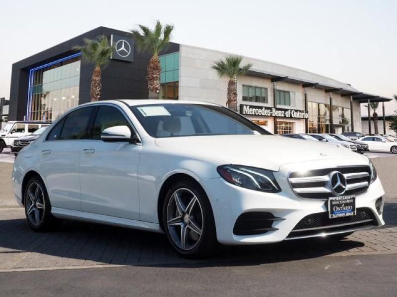 Certified Pre-Owned 2017 Mercedes-Benz E-Class E 300 Luxury