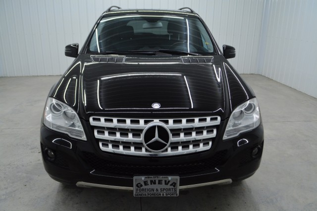 Used 2011 Mercedes-Benz M-Class ML 350 SUV for sale in Geneva NY