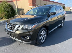 2017 Nissan Pathfinder SV in Chesterfield, Missouri