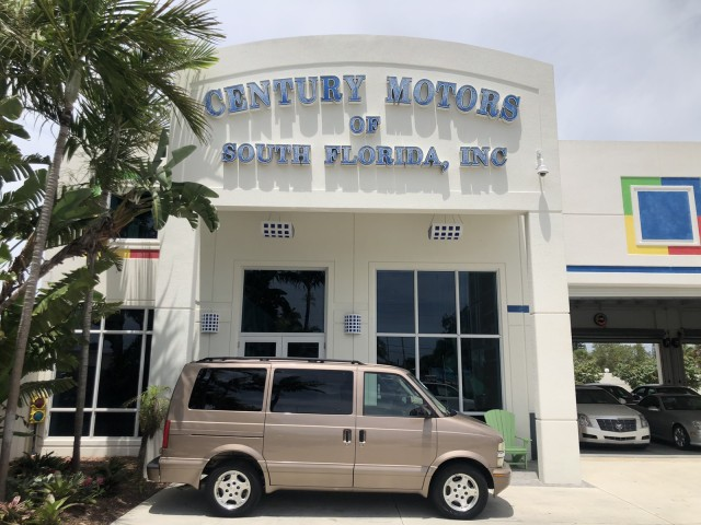 2005 Chevrolet Astro Passenger LS LOW MILES 56,338 ACTUAL in pompano beach, Florida