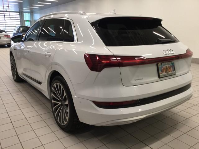 Pre-Owned 2019 Audi e-tron Prestige