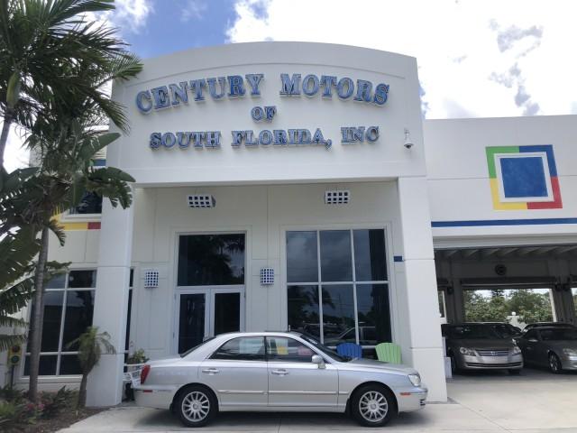 2004 Hyundai XG350 WARRANTY L 1 OWNER FLORIDA in pompano beach, Florida