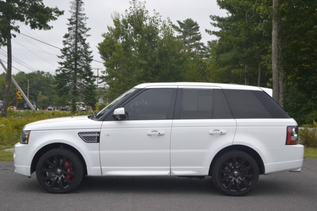 2013 Land Rover Range Rover Sport SC Autobiography in Wiscasset, ME