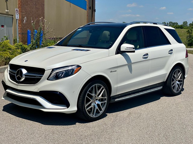 2016 Mercedes-Benz GLE AMG GLE 63 in Chesterfield, Missouri
