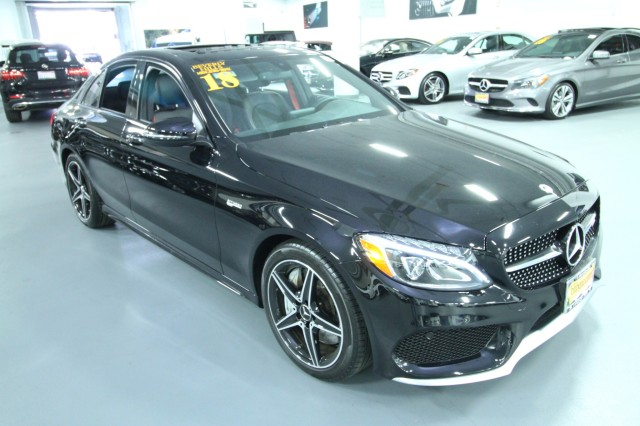 Used 2018 Mercedes-Benz C-Class