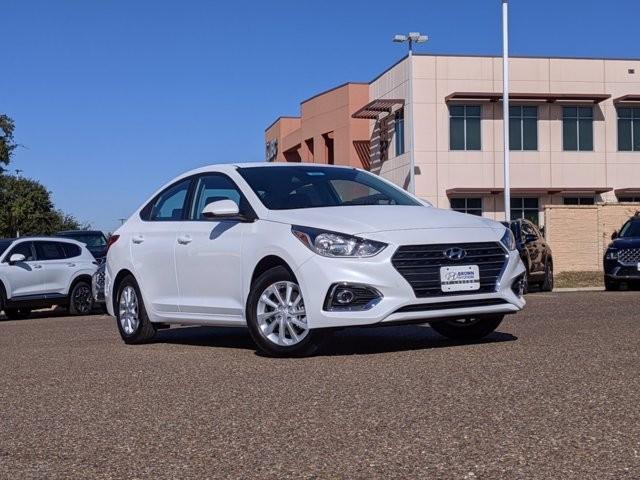 New 2021 Hyundai Accent SEL Sedan IVT