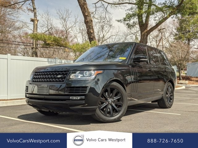 Used Land Rover Range Rover Westport Ct