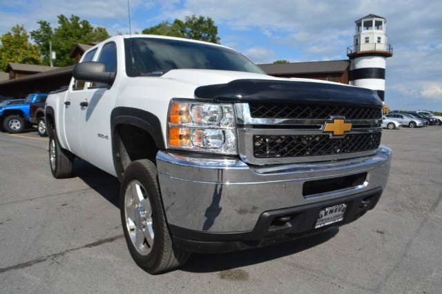 Used 2013 Chevrolet Silverado 2500HD Work Truck Pickup Truck for sale in Geneva NY