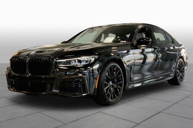 New 2022 BMW 7 Series 740i