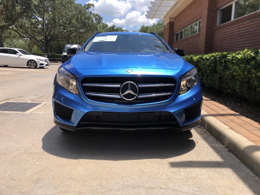Certified Pre-Owned 2017 Mercedes-Benz GLA GLA 250 Sport SUV in Sugar Land #D14925 | Mercedes ...
