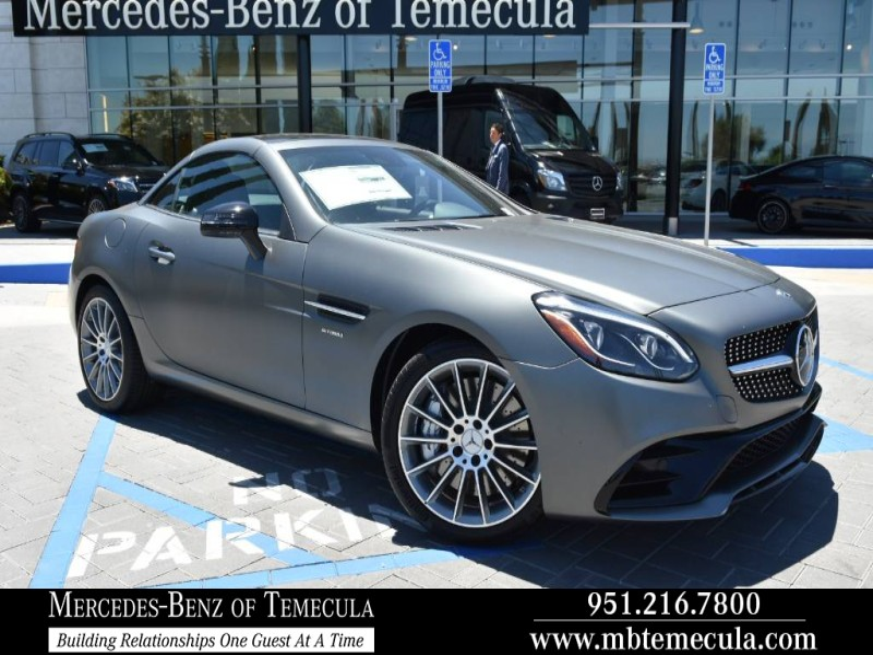 Pre-Owned 2020 Mercedes-Benz SLC AMG® SLC 43