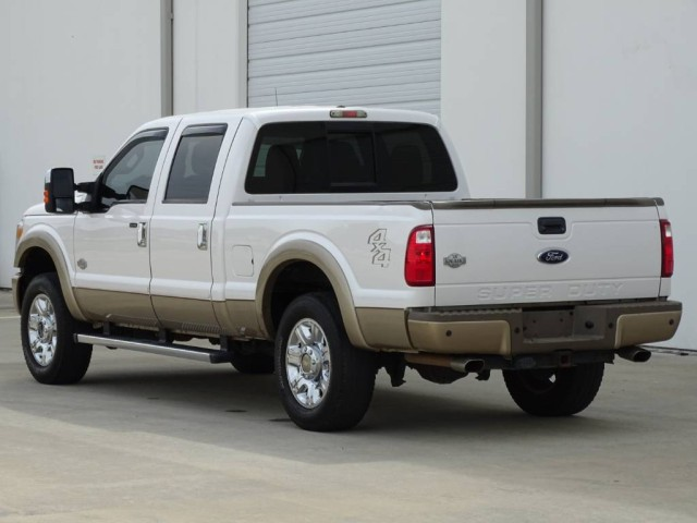 2012 Ford Super Duty F-250 King Ranch 4x4 in Houston, Texas