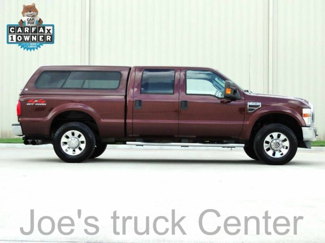 2009 Ford Super Duty F-250 SRW Lariat 4x4 in Houston, Texas
