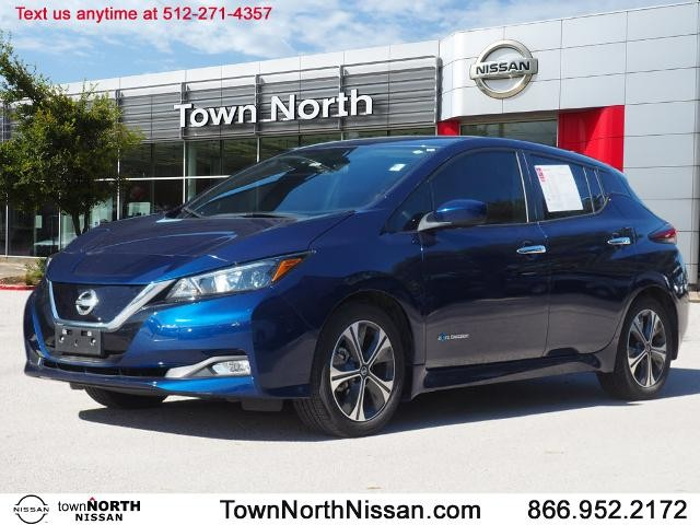 Used 2019 Nissan LEAF