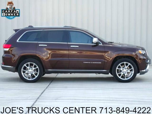 2014 Jeep Grand Cherokee Summit 4x4 in Houston, Texas