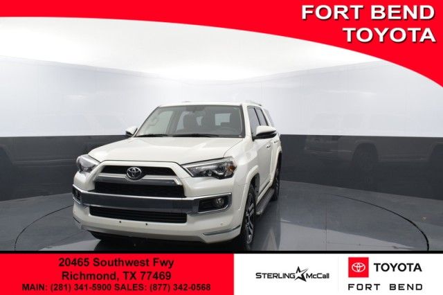 Certified Pre-Owned 2018 Toyota 4Runner Limited***CPO***LOADED***NAV***MOONROOF***