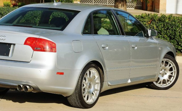 2006 Audi S4  in Richardson, Texas