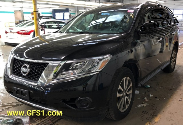 Used 2016 Nissan Pathfinder Platinum SUV for sale in Geneva NY