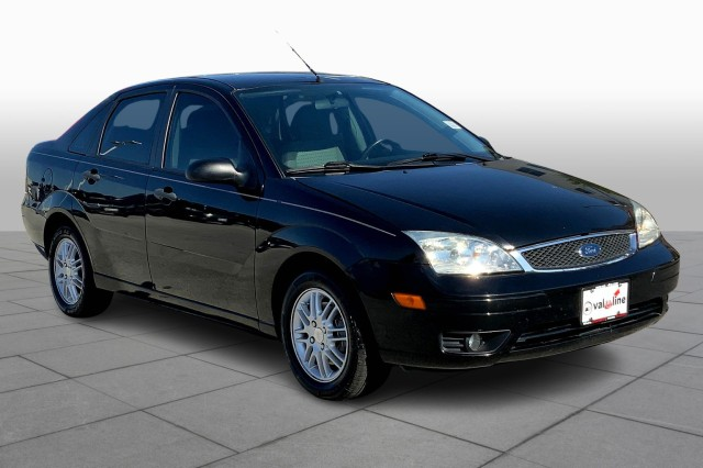 Used 2007 Ford Focus