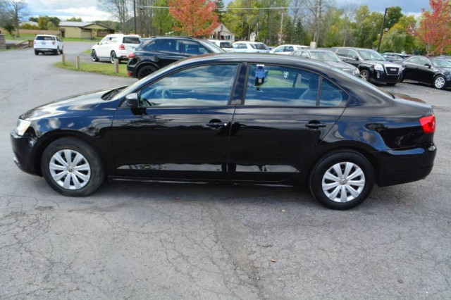 Used 2014 Volkswagen Jetta Sedan S Sedan for sale in Geneva NY