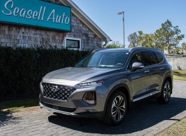 2019 Hyundai Santa Fe Ultimate in Wilmington, North Carolina