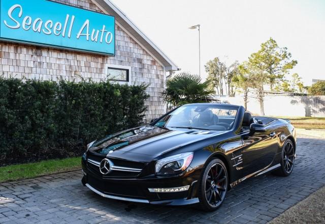 2013 Mercedes-Benz SL-Class SL 63 AMG in Wilmington, North Carolina