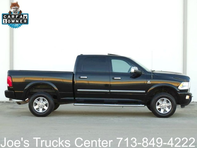 2012 Ram 2500 Laramie Limited 4x4 in Houston, Texas