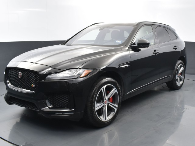 Used 2019 Jaguar F-PACE